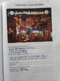 Jonker walk - Jalan Hang Jebat