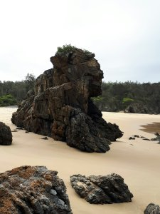 Amazing rock formations