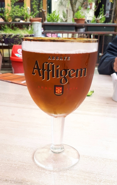 Beer at Rennes-les-Bains