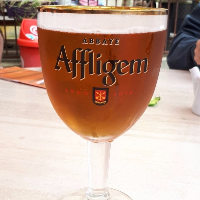 Beer at Rennes-les-Bains