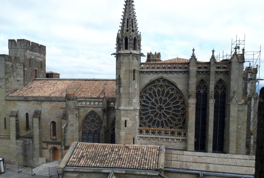 Cathedral Carcassonne