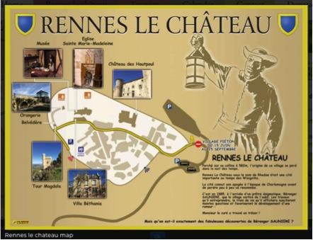 Rennes-le-Chateau Info