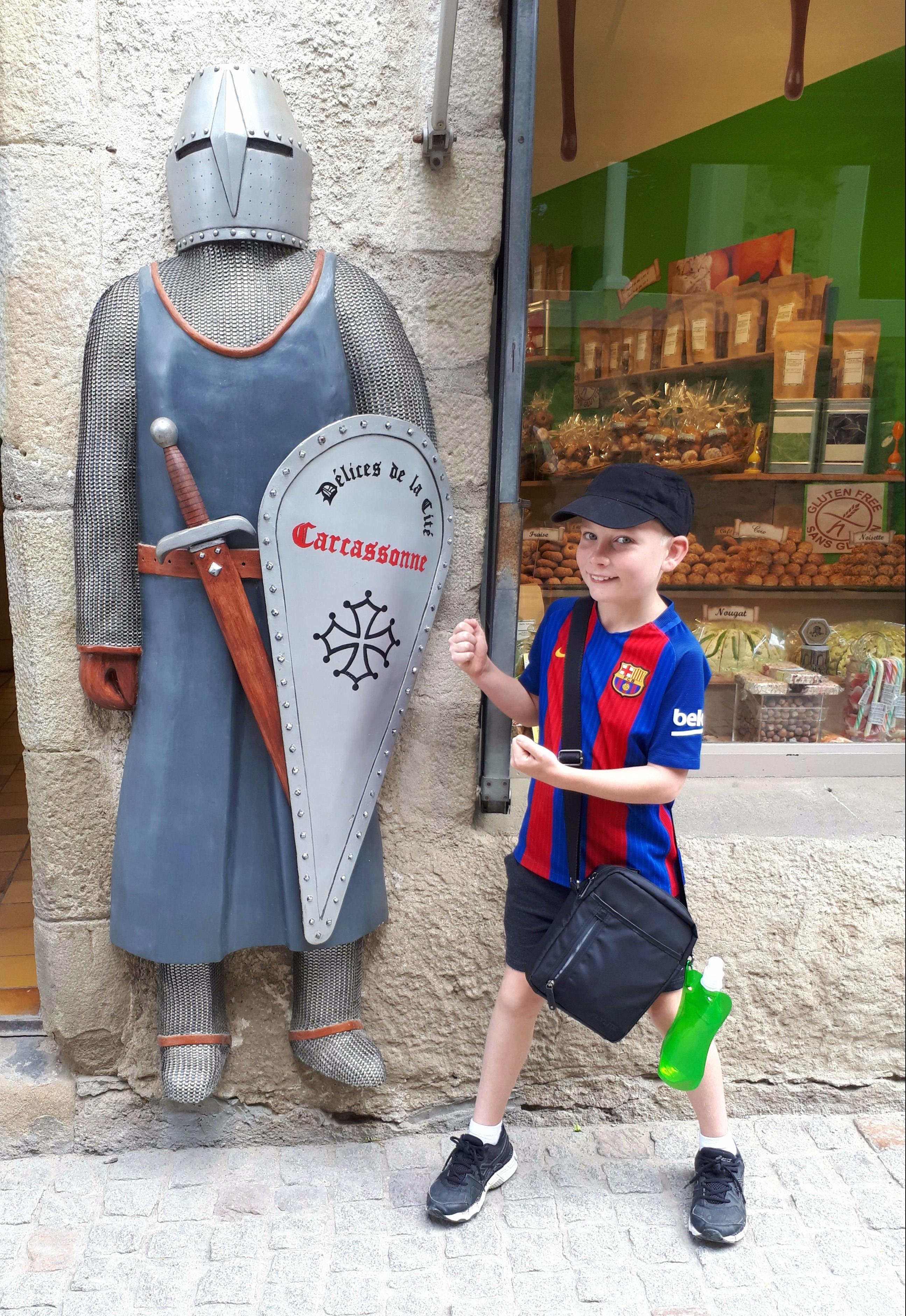 Shop - Carcassonne
