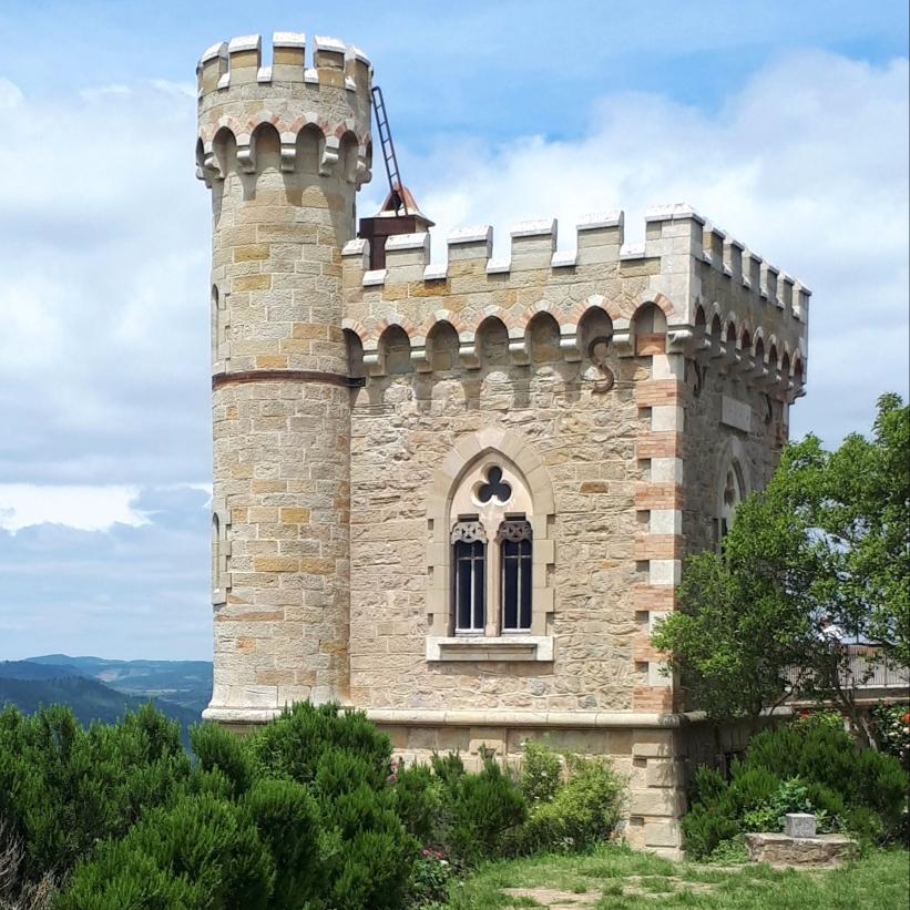 Magdala Tower