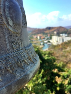 Bell and view