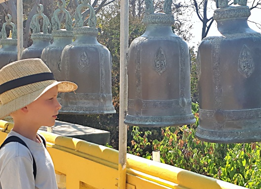 Bells at Temple