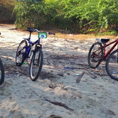 Free Bike Use