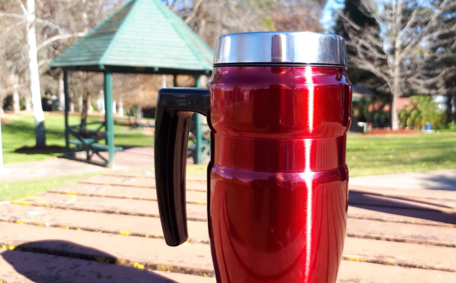 cuppa in the park