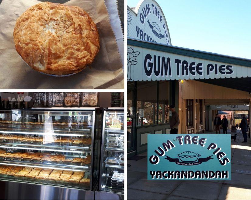 Gum Tree Pies Photo
